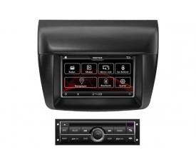 LAND ROVER FREELANDER 2 TV DVD NAVİGASYON BLUETOOTH ARAÇ KİTİ MULTİMEDİA SİSTEMİ ANDROİDLİ