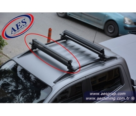 MERCEDES X CLASS LED BAR 240 WATT 110 CM